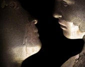 """Stoned Love..11x14""""..Dark, Emotive, Surreal, Abstract..Fine Art Photography, Home/Office Decor.."""