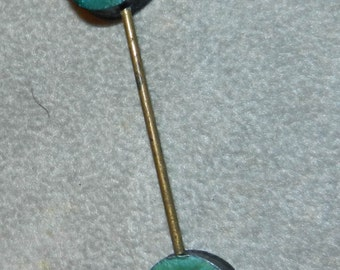 Hat Pin Vintage Art Deco