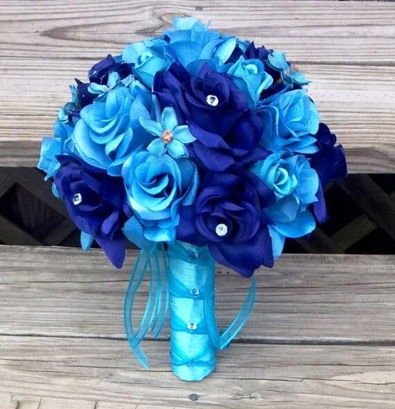 https://www.etsy.com/listing/126830079/malibu-blue-bouquet-bridal-bouquet-royal