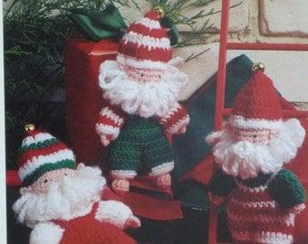 Enchanting Elves crochet pattern - Vanna's - 677