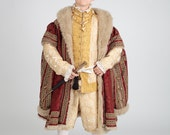 Pattern for Henrician Boy's Hose, Jacket and Gown