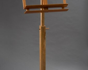 Fine Wood Music Stand