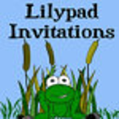 LilyPadInvitations