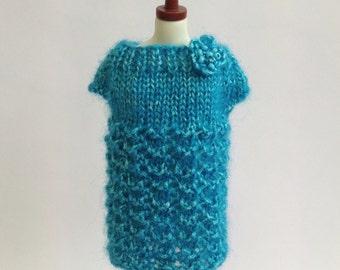 PDF pattern - Lacey Tunic dress for Blythe and Petite Blythe