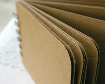 Journal - Blank - Chipboard