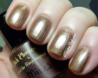 Khazad-dûm The Mines of Moria Nail Polish from The Lord of the Rings Collection