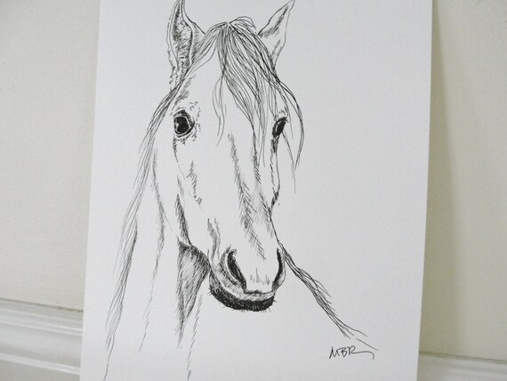 Artists That Draw Horses Horse Art Horse Drawing