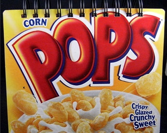 Notebook Notables CORN POPS