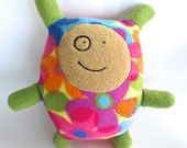 RESERVED FOR MISSI - fiona -  the little weirdo - plush stuffed toy