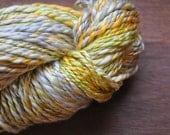 Dandelion Silk Merino Seacell Handspun 2-Ply Yarn