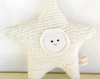 A Star is Born Twinkle Waldorf Toy Eco Kids Toy Baby Toy Shower Gift