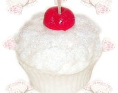 Sugar Cookie Cupcake Candle Vanilla Bakery Scent