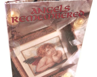 Cover for IPad Kindle DX Case, Angels Remembered Book , Gadget  Tablet Device case