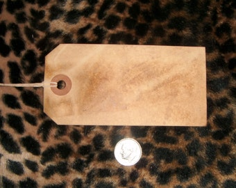 50.... XL Jumbo  blank  Primitive Tags, coffee grunged,rustic,vintage,with string,and shipping included