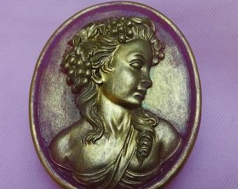 Grecian Wine Goddess Vegan Glycerin Soap in Champagne Bordeaux or Pinot Grigio