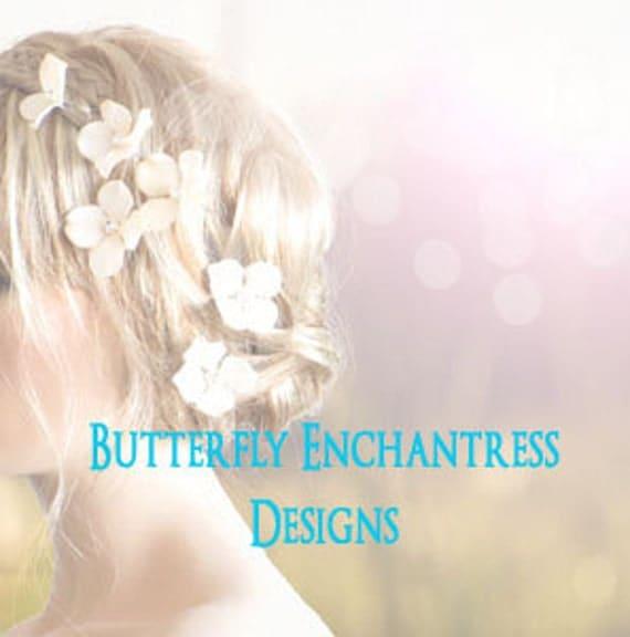 Wedding Hair Accessories Hair Flowers Bridal Hair Pins 6