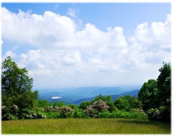 Spring on the Blue Ridge Parkway