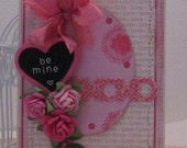 be mine - Card and Envelope