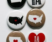 I  Heart My State Flair