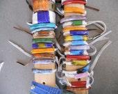 enameled copper tube bracelets