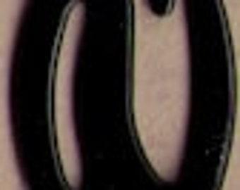 100 PIECES - Bra Swim Suit Hook - BLACK Nylon Coated Metal - 1/2 inch
