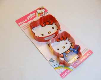 Cute Kitty Cookie Cutter Set