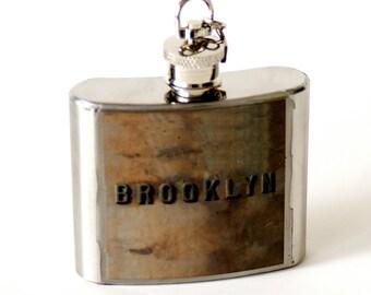 BROOKLYN FLASK - 2 oz