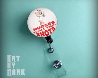 Nurces Call The Shots ID Badge Reel