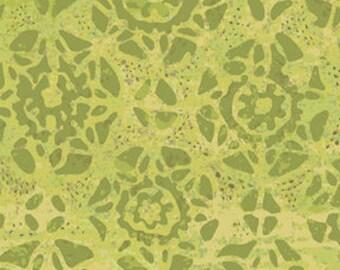 "Pistachio green ""lace"" fabric"