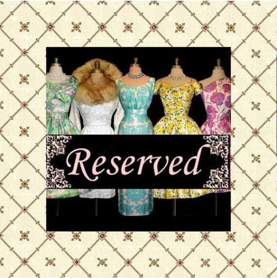 RESERVED 20s IVORY SILK Embroidered Drop Waist Flapper Wedding Party Dress l xl