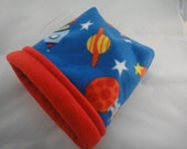 Space Snugglie Bag for Rats, Chinchillas, Guinea Pigs, Hedgehogs