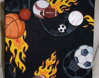 All Sports 6x6 Bulletin Board