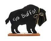 BUFFALO CHALKBOARD - University of Colorado Chalkboard, Buffalo Bills Chalkboard or Marshall University Chalkboard
