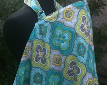 Nursing Cover - Sea Glass