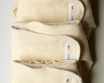 Maui Diaper Bulletproof Insert, protects from blowouts