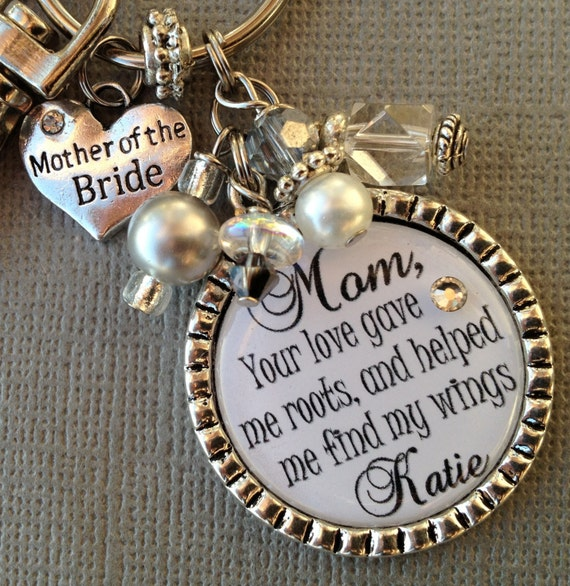 Mother Of The Bride Gifts: Items Similar To MOTHER Of The BRIDE Gift- PERSONALIZED