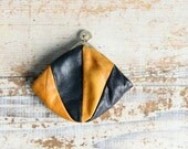 Vintage Italian Leather Change Purse