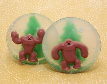 Handmade Glycerin and Shea Butter Soap - Bigfoot Soap