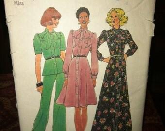 Vintage Simplicity Sewing Pattern 6664