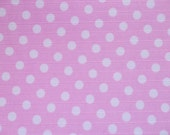 3183 - Polka Dots Waterproof Fabric - 58 Inch (Width) x 1/2 Yard (Length)