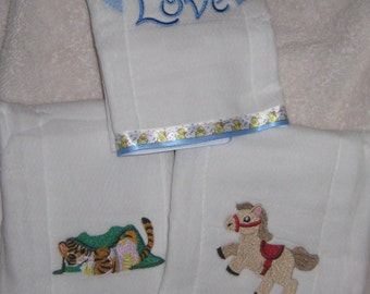 Burp Cloth for Baby