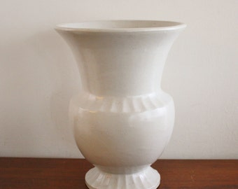 Large vintage ceramic vase, USA