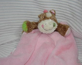 Security Blanket, Baby Blanket, Lovie - Pony