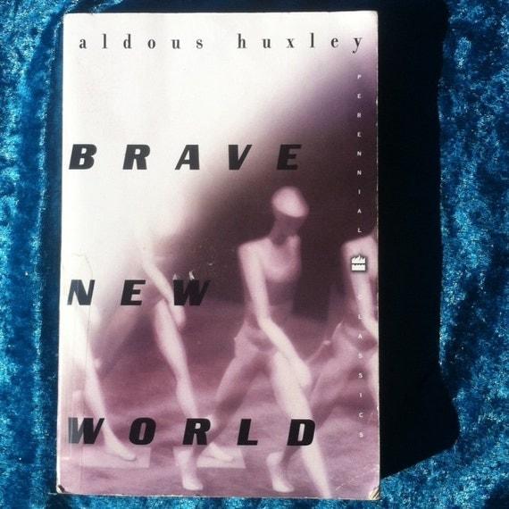 1998 Brave New World by Aldous Huxley