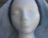 Tropical Sunset Slouchy Hat