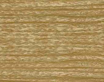 Faux Bois Oilcloth Light Birch