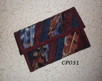Quilted Coin Purse (CP031)