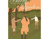 Barry Lyndon 12x18 inches movie poster