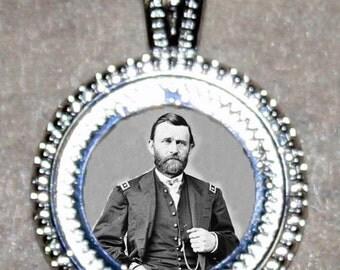 Ulysses Grant Pendant