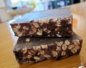 Beer Soap with Founders Breakfast Stout - Chocolate Spice Oatmeal Scent